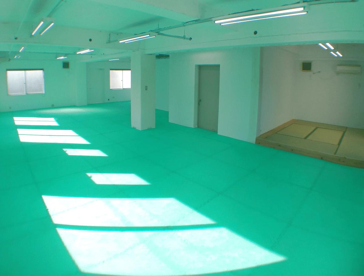 空手・キックボクシングのトレーニングマット